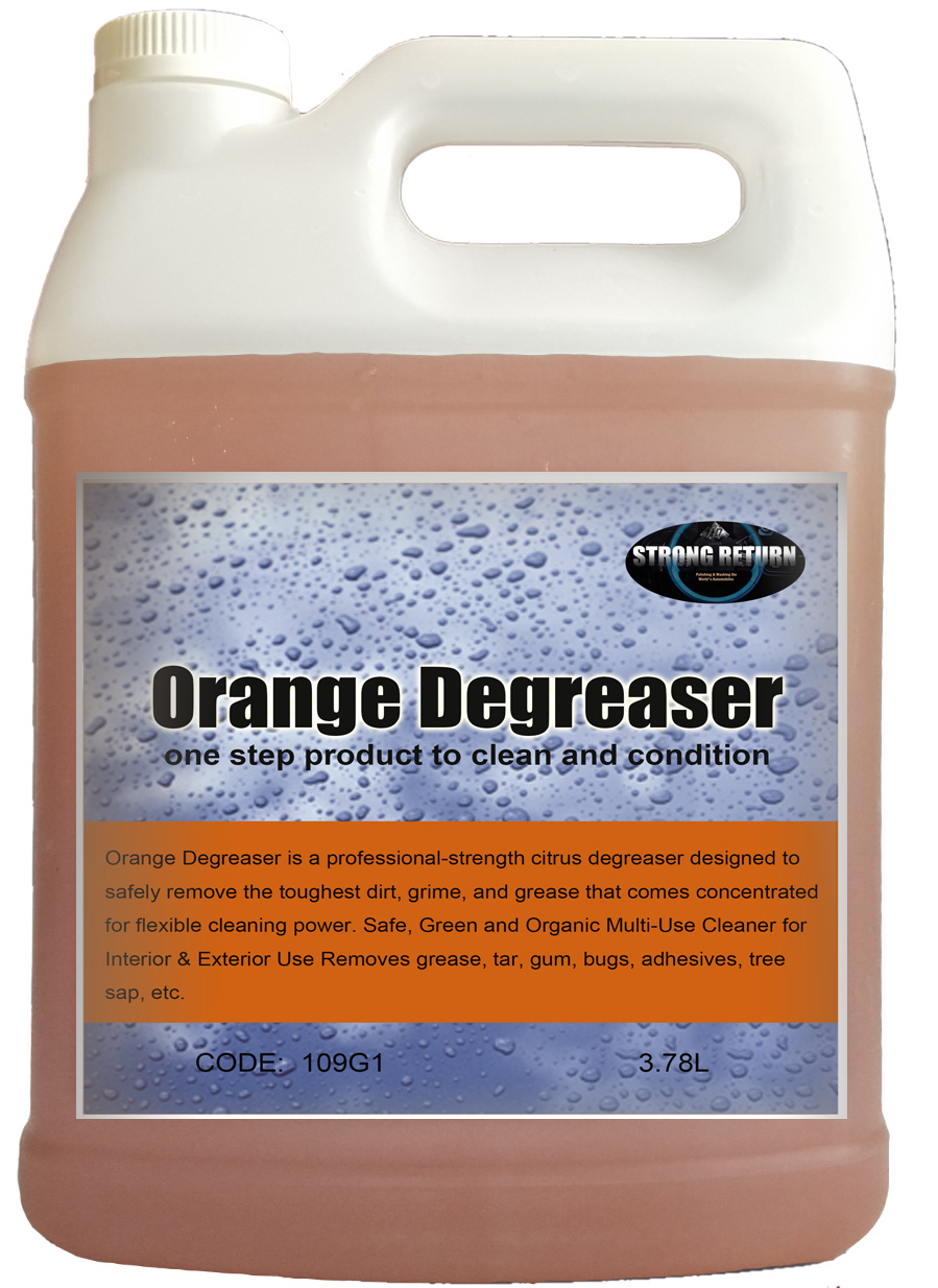 109 Orange Degreaser