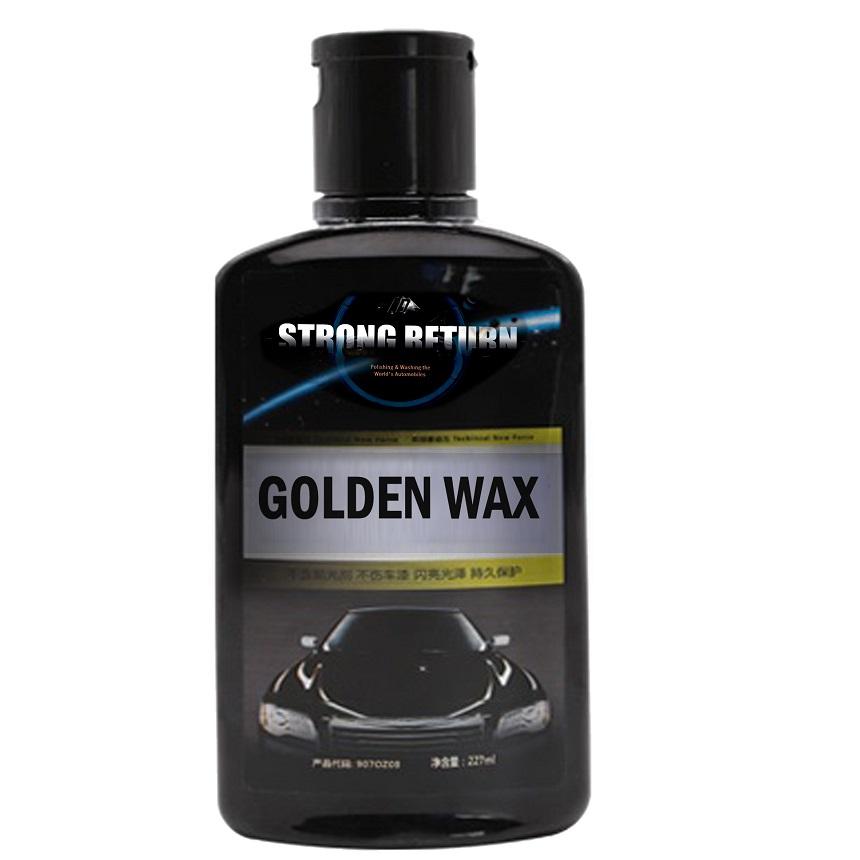 908 GOLDEN WAX - PASTE - LIQUID