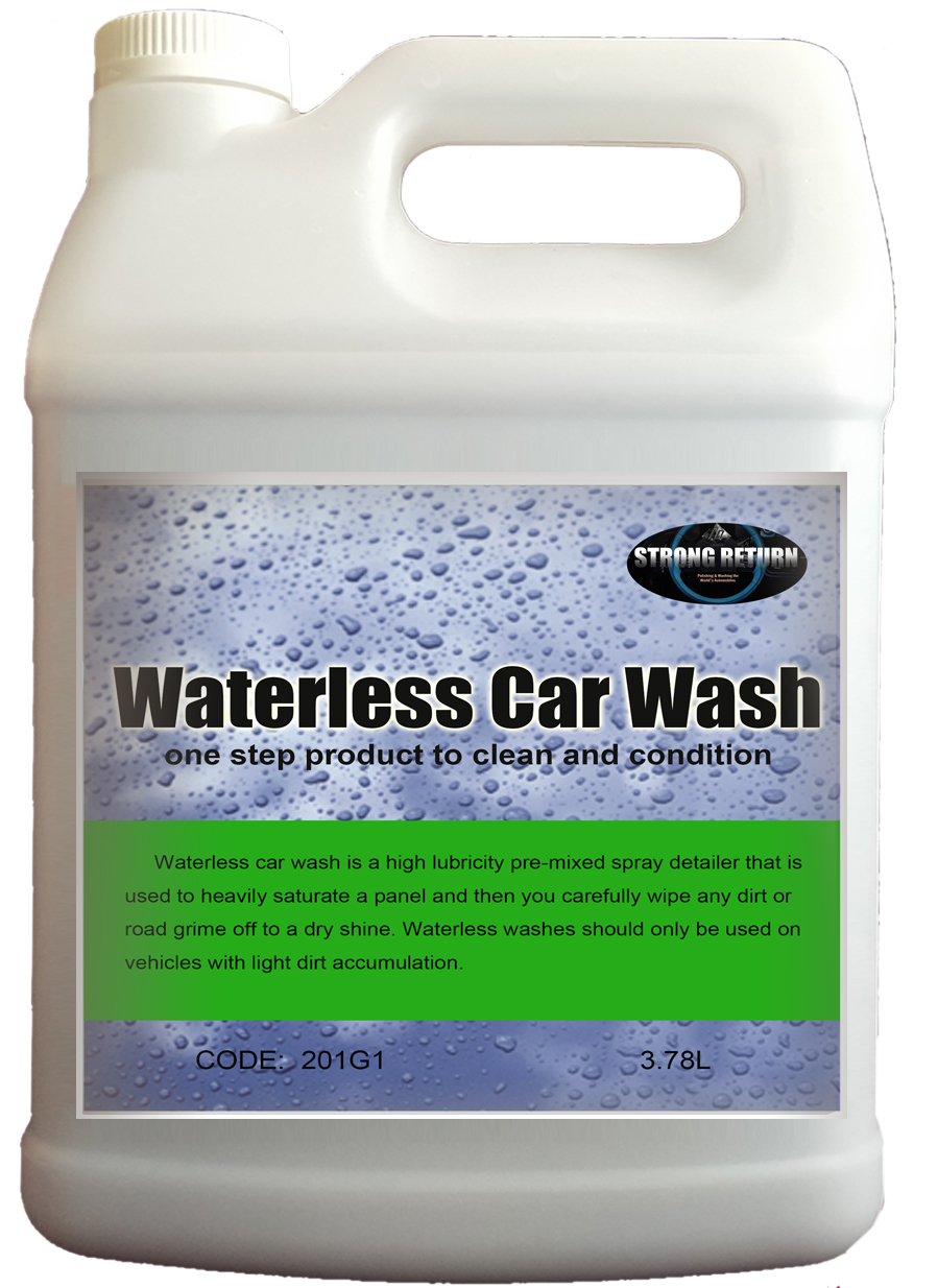 201 WATERLESS CAR WASH