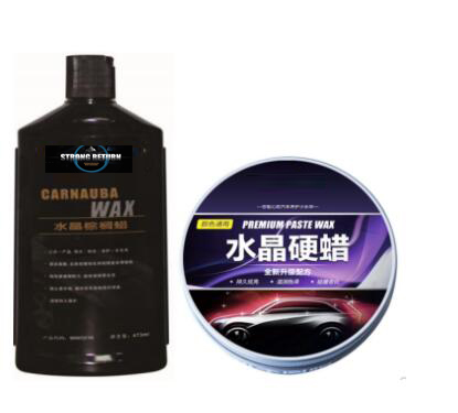 906 CARNAUBA WAX - PASTE - LIQUID