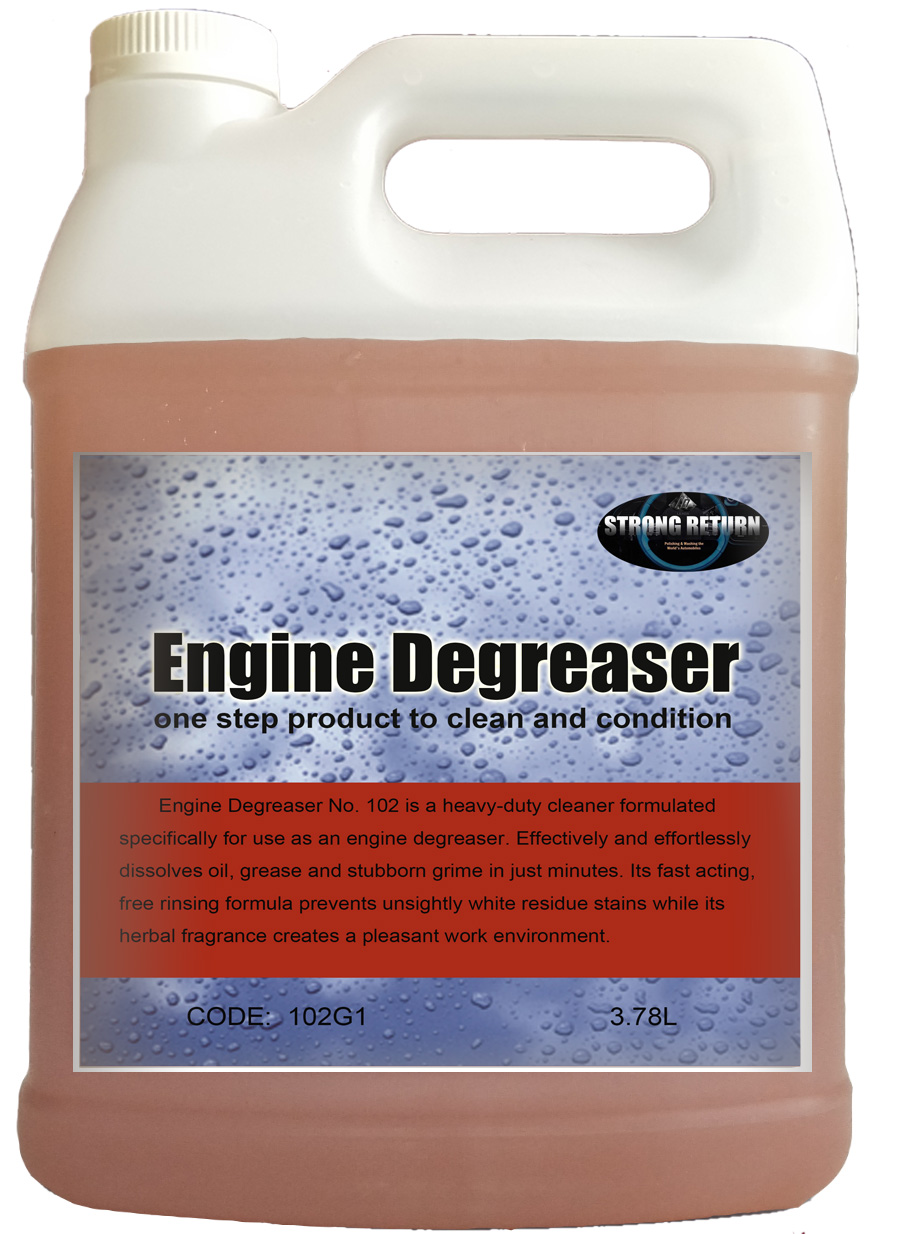 102 Engine Degreaser