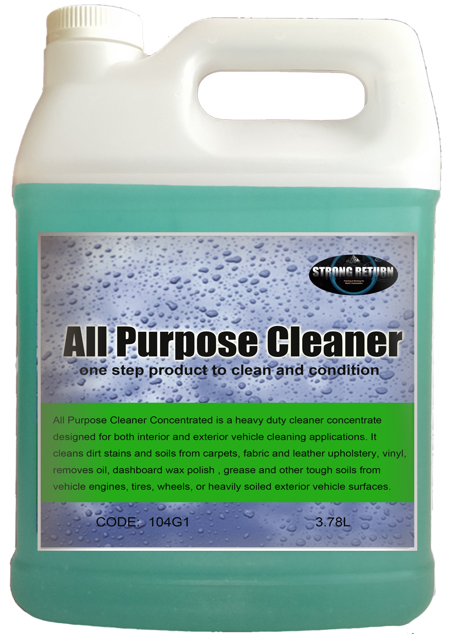 104 All Purpose Cleaner