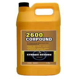 2600 Professional Diamond Cut Compound 2.6