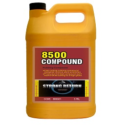 8500 Nano Rubbing Compound
