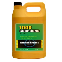 1000 SUPER DUTY RUBBING COMPOUND