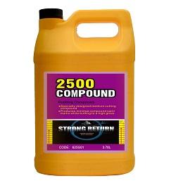2500 Rubbing Compound